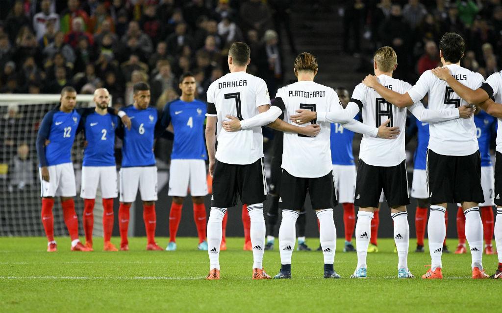 WM 2018: Der Pokal bleibt hier