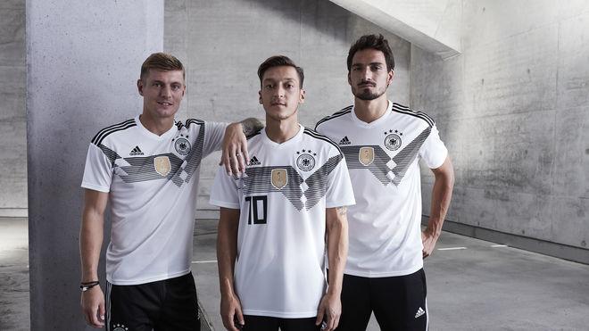 DFB-Team WM2018 Trikot gewinnen