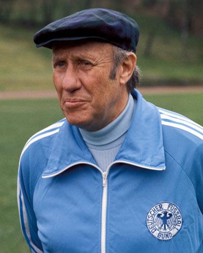 Helmut Schön WM 1974