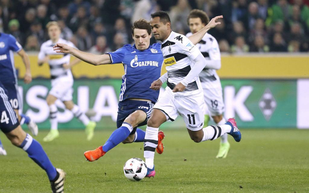 Beim letzten Duell im Westen traf Raffael einmal für die Borussia.