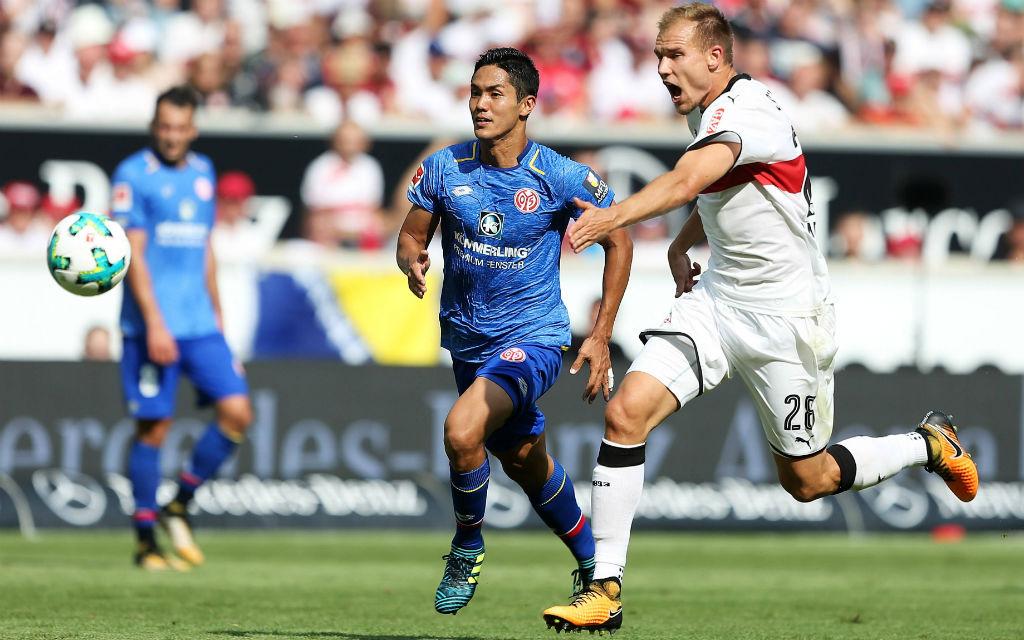 Die Mainzer wollen sich mit einem Sieg im DFB-Pokal in die Winterpause verabschieden.
