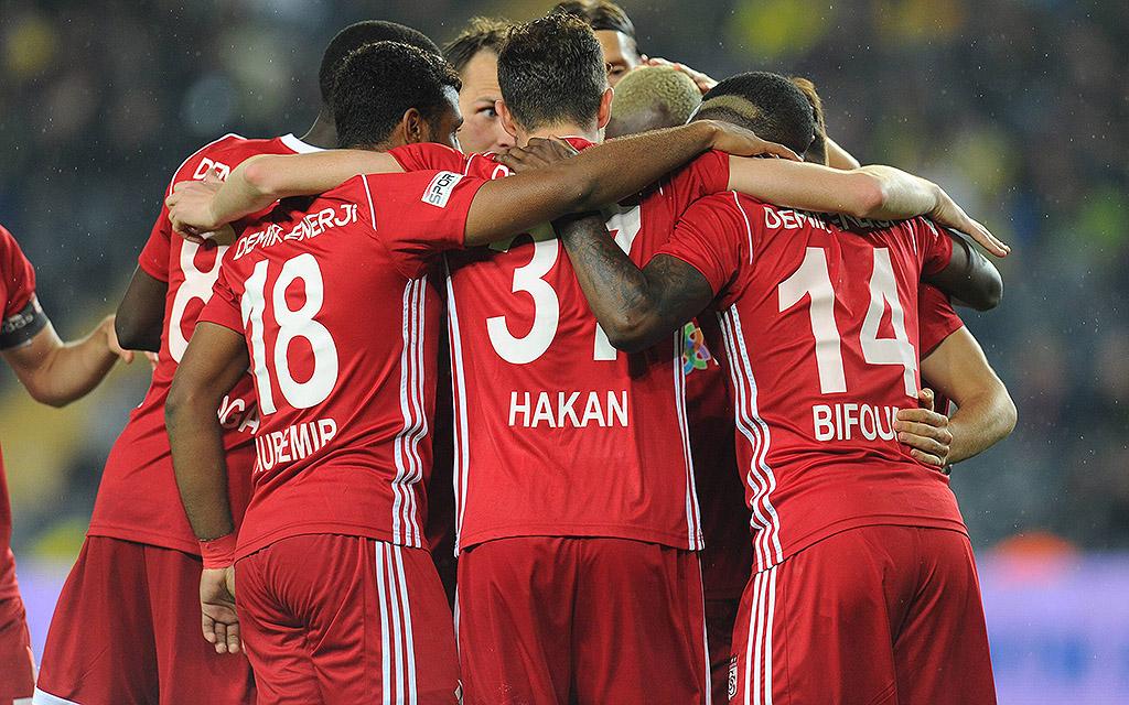 Sivasspor empfängt im Heimspiel Besiktas