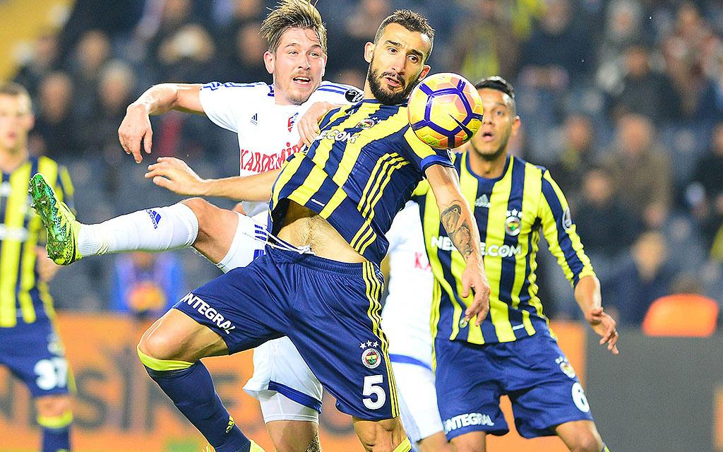 Beim letzten Duell in Istanbul gewann Fenerbahce mit 4:0