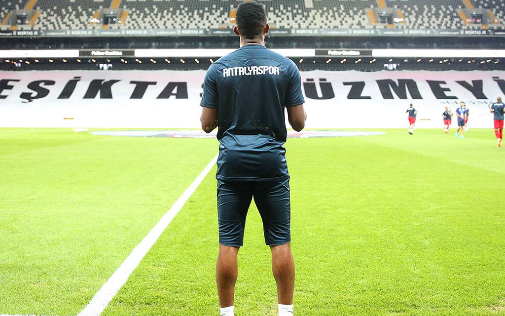 Eto'o wechselte von Antalyaspor zu Konyaspor.