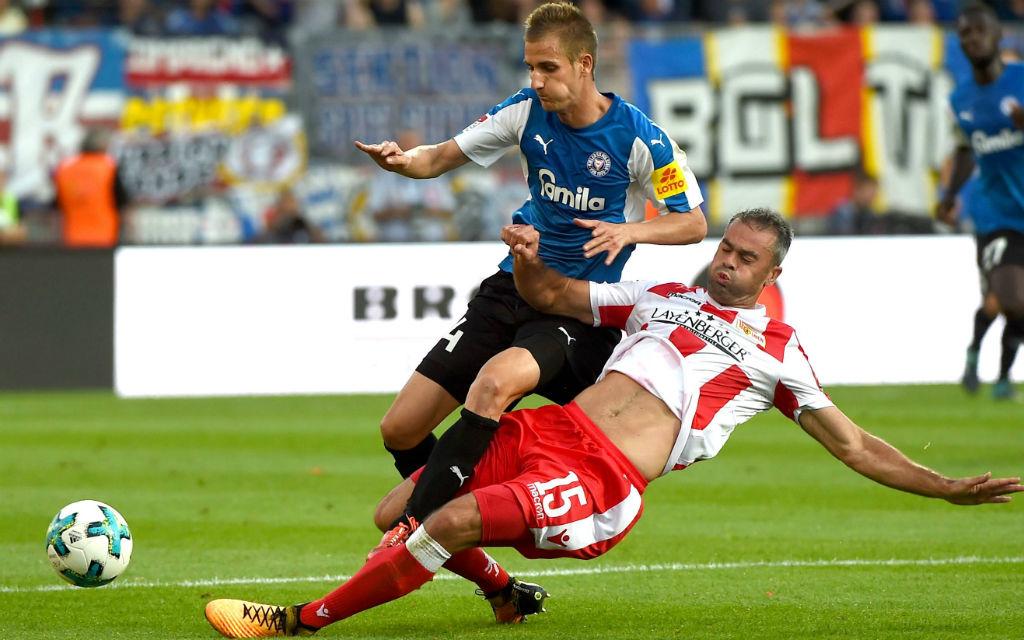 Holstein Kiel hat nach dem 3:4 aus der Hinrunde mit Union Berlin noch eine Rechnung offen.