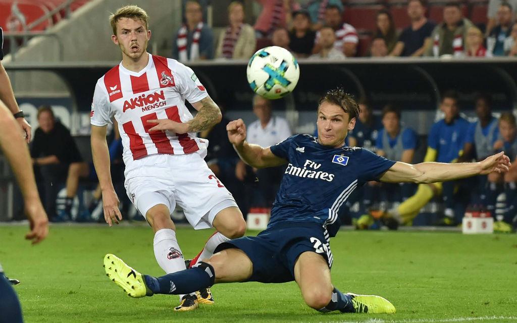 Abstiegskampf pur: Der HSV empfängt die Geißböcke.