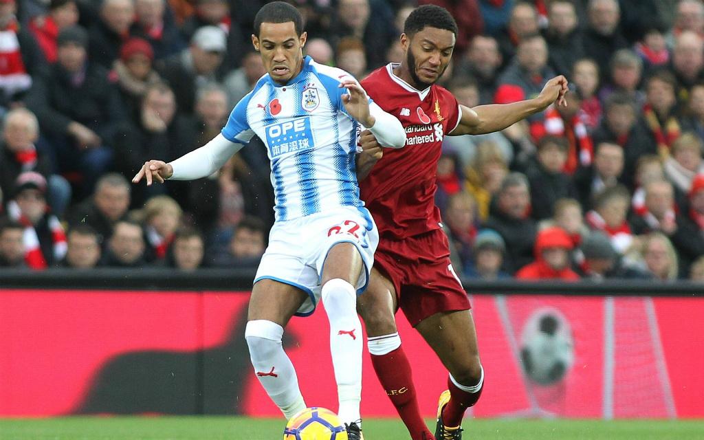 Imago/Focus Images: Setzen sich die Reds gegen Huddersfield Town wie im Hinspiel durch?
