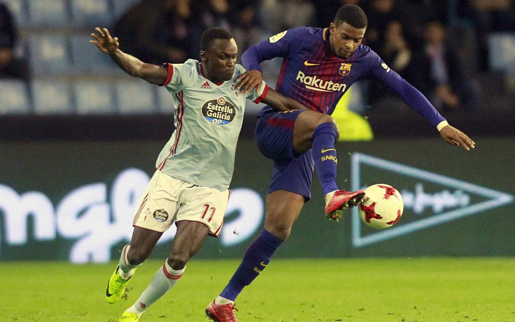 Imago/Alterphotos: Zieht Barca mit einem Sieg ins Viertelfinale ein?