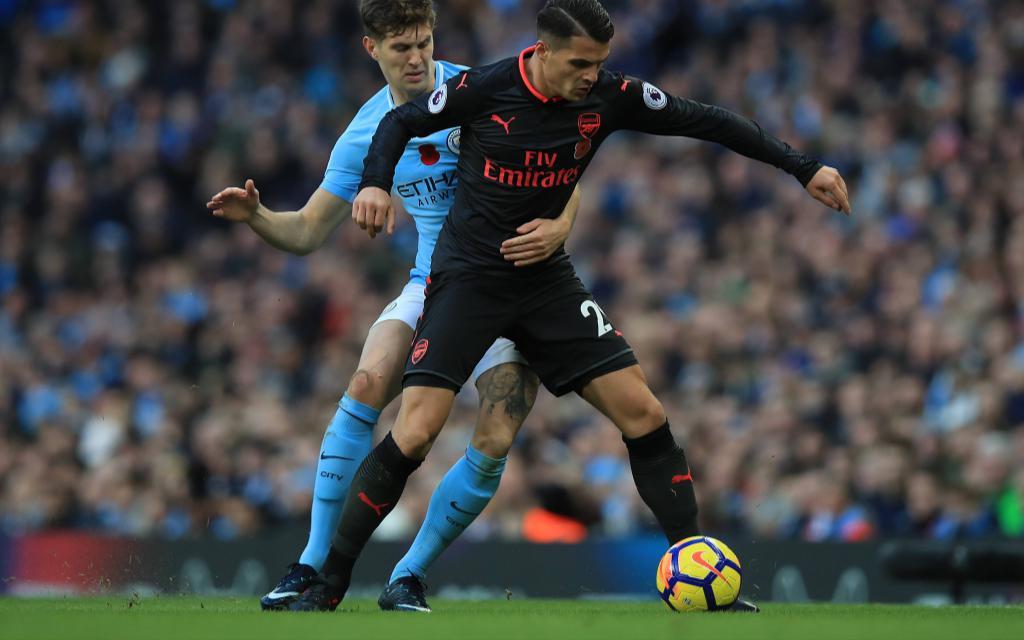Beim letzten Duell in London setzte sich City mit 3:0 durch.