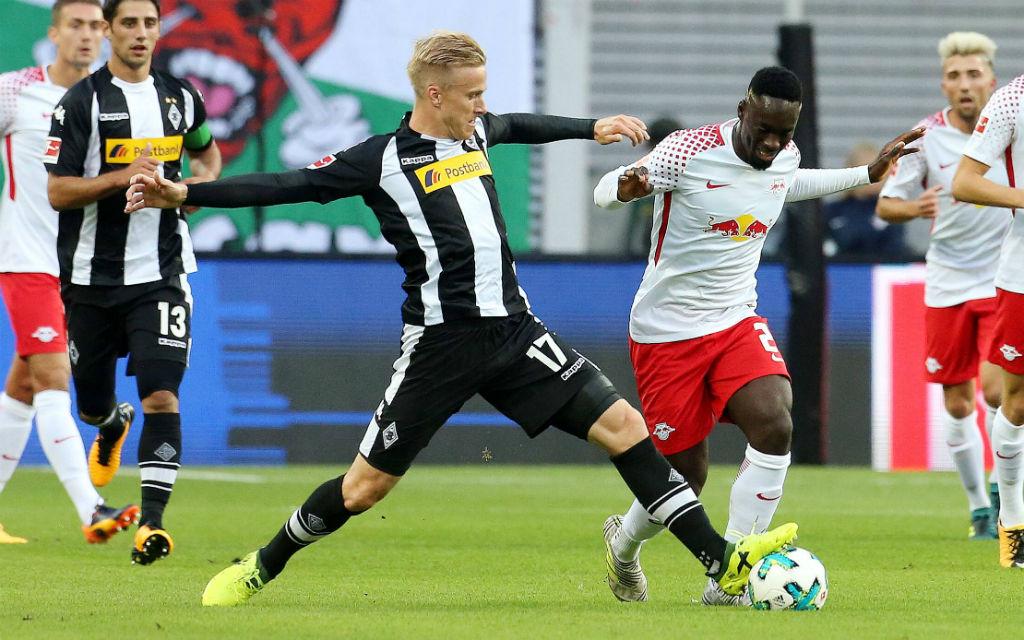 Spitzenspiel im Borussiapark: die heimstarken Gladbacher wollen den ersten Sieg gegen RB Leipzig.