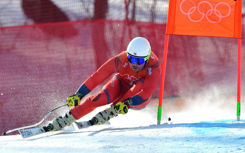 Kjetil Jansrud ist einer der Favoriten auf der Olympischen Abfahrt.