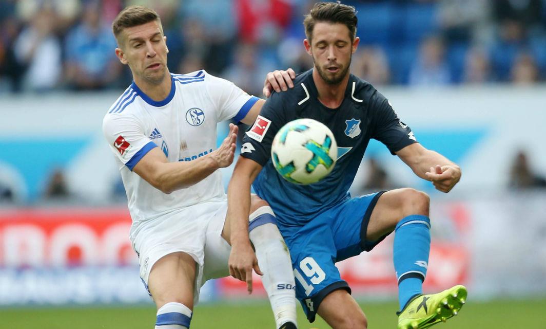Noch kickt Mark Uth bei der TSG, ab dem Sommer bei Schalke 04.