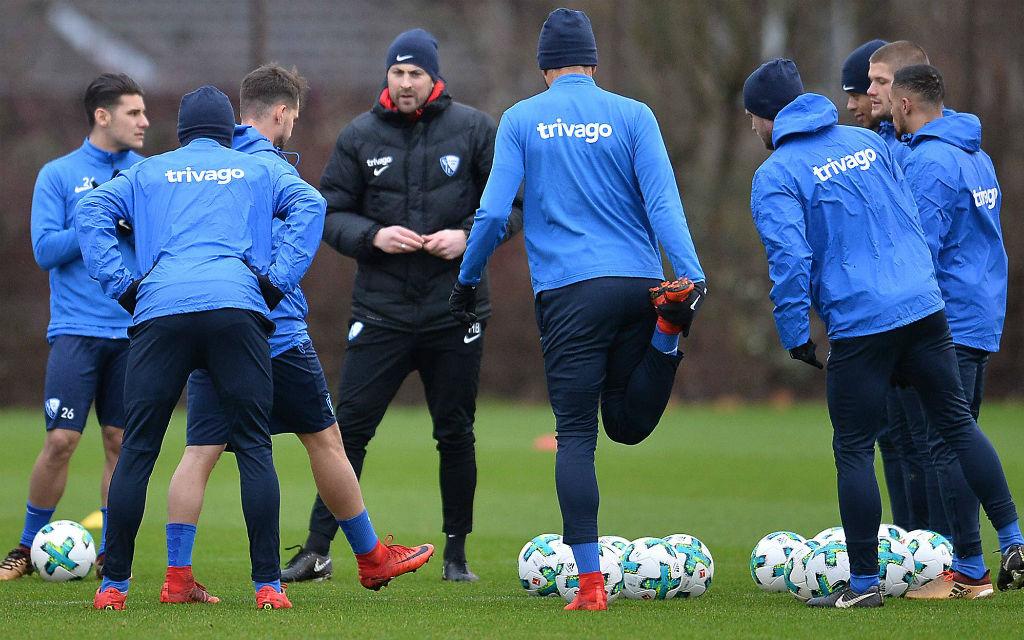 Neuer Trainer an der Seitenlinie der Bochumer ist Ex-VfL-Profi Heiko Butcher.