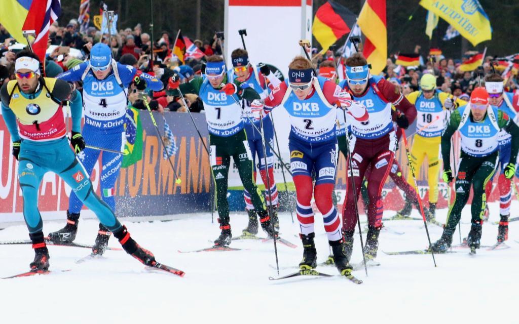 Johannes Thingnes Boe (2) oder Martin Fourcade (1): Wer siegt beim Sprint in Tyumen?