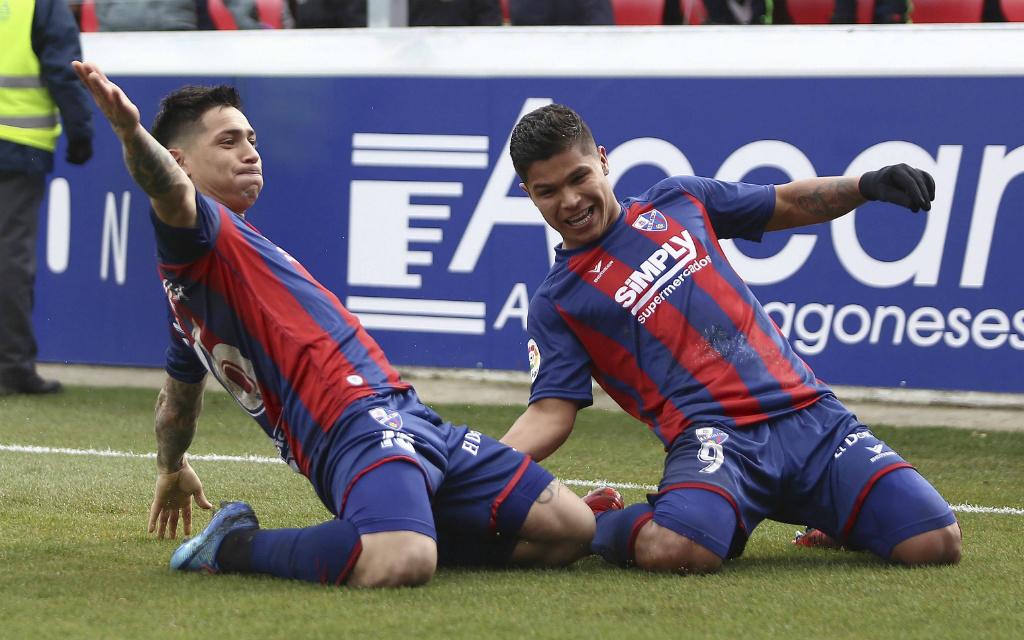 Wer steigt direkt in La Liga auf?