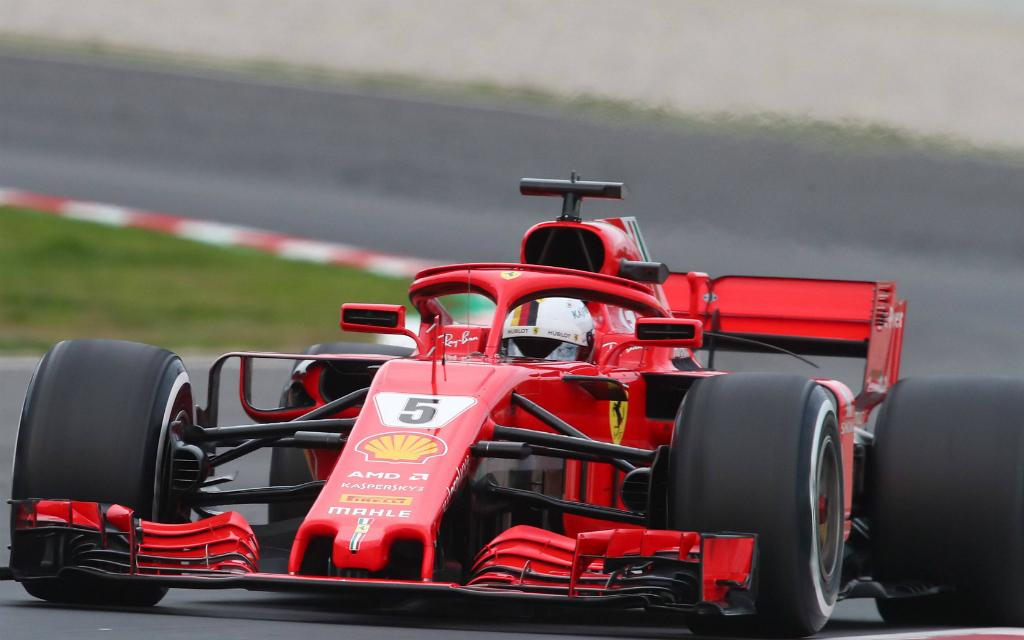 Siegt Vettel erneut zum Saisonauftakt?