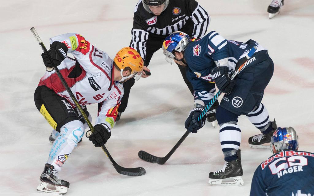 DEL-Playoff-Viertelfinale: Wer setzt sich durch?
