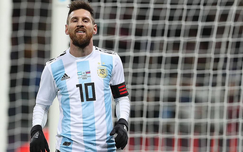 Trifft Lionel Messi gegen Italien?