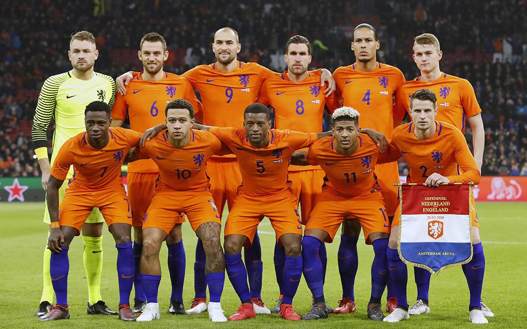 Nächster Härtetest gegen Portugal: Die verjüngte Oranje-Elf verlor gegen England mit 0:1