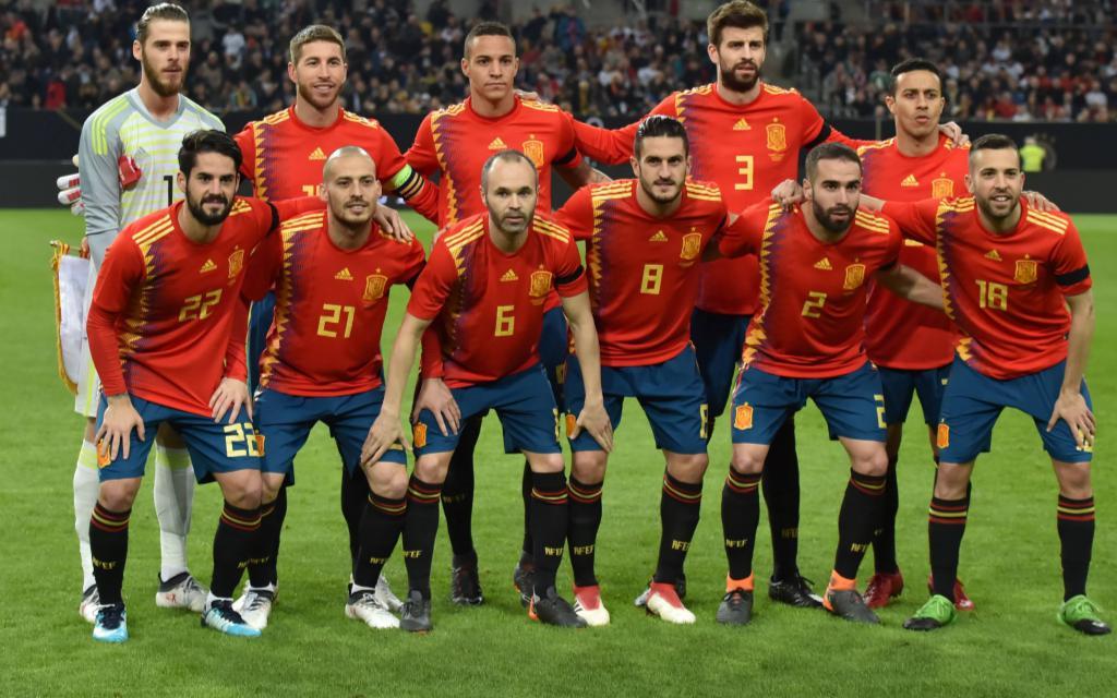Die spanische Elf trifft in Madrid auf Argentinien .