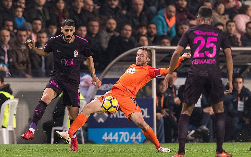 Galatasaray - Basaksehir: Das 1:5 im Hinspiel war die höchste Niederlage Galatasarays in dieser Saison