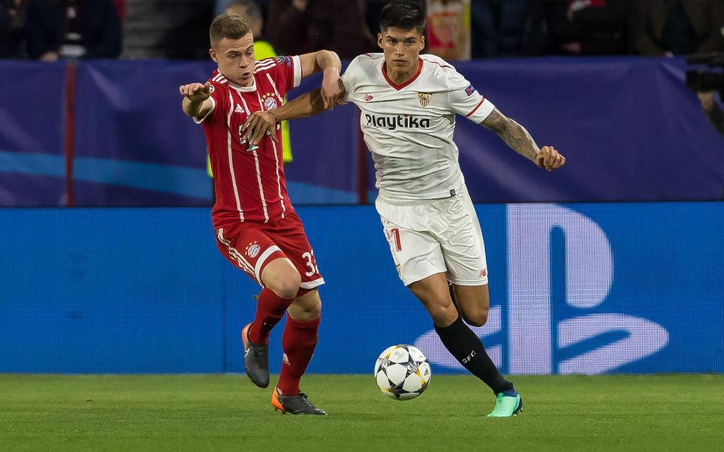 Sevilla steht nach der 1:2-Hinspielpleite in München vor einer kaum lösbaren Aufgabe.