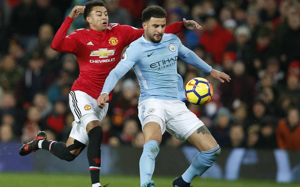 City möchte Meisterschaft im Derby klarmachen