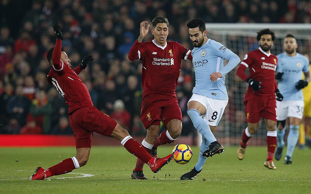 Beim letzten Mal fielen zwischen Liverpool und Man City sieben Tore: und diesmal?