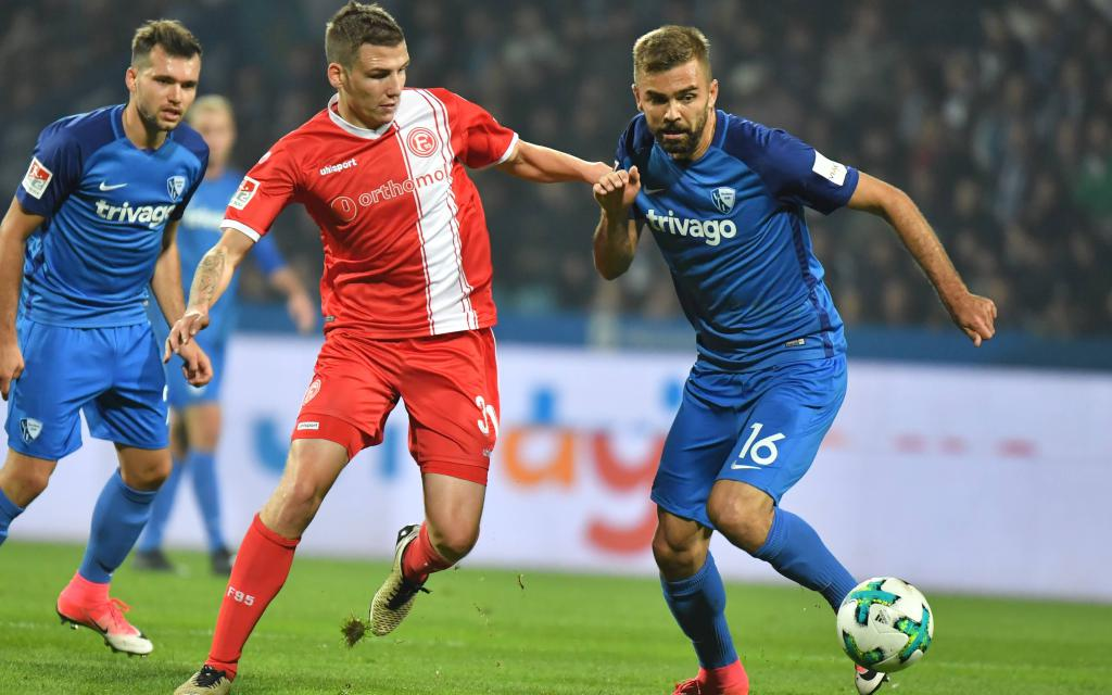 Findet Tabellenführer Düsseldorf gegen Bochum wieder das Tor?