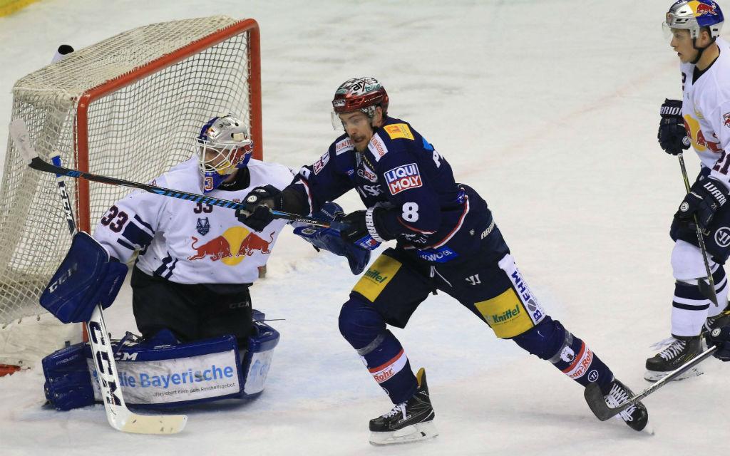 DEL-Finale, Spiel 2: Eisbären Berlin - EHC Red Bull München 4:5.