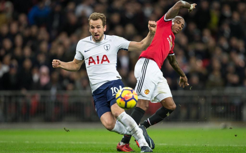 Chance auf den Titel im FA-Cup für United und die Spurs.