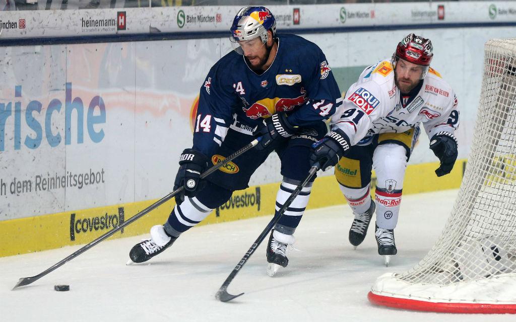 Können die Eisbären die Serie München wieder offen gestalten?