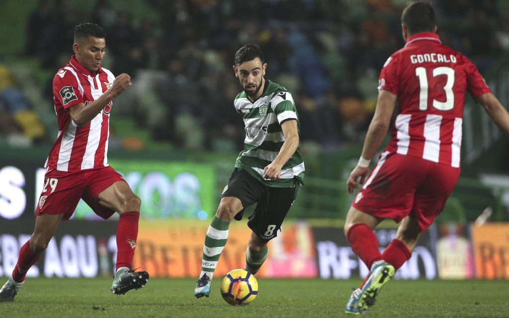 Gegen Favorit Sporting blieb Aves in dieser Saison bislang torlos.