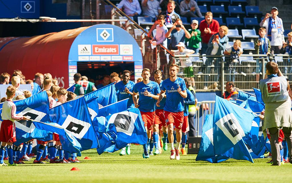HSV - Gladbach: Weht die Fahne der HSV in der Bundesliga vorerst zum letzten Mal? Die Antwort gibt's nach HSV - Gladbach!