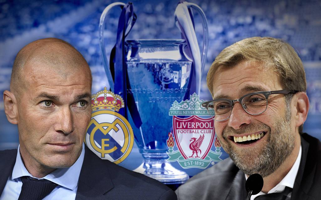 Real - Liverpool! Wer gewinnt das Finale? Zidane oder Klopp?