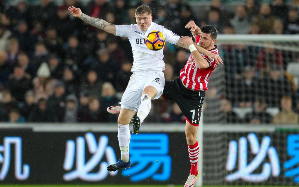 Showdown im Abstiegskampf in Swansea