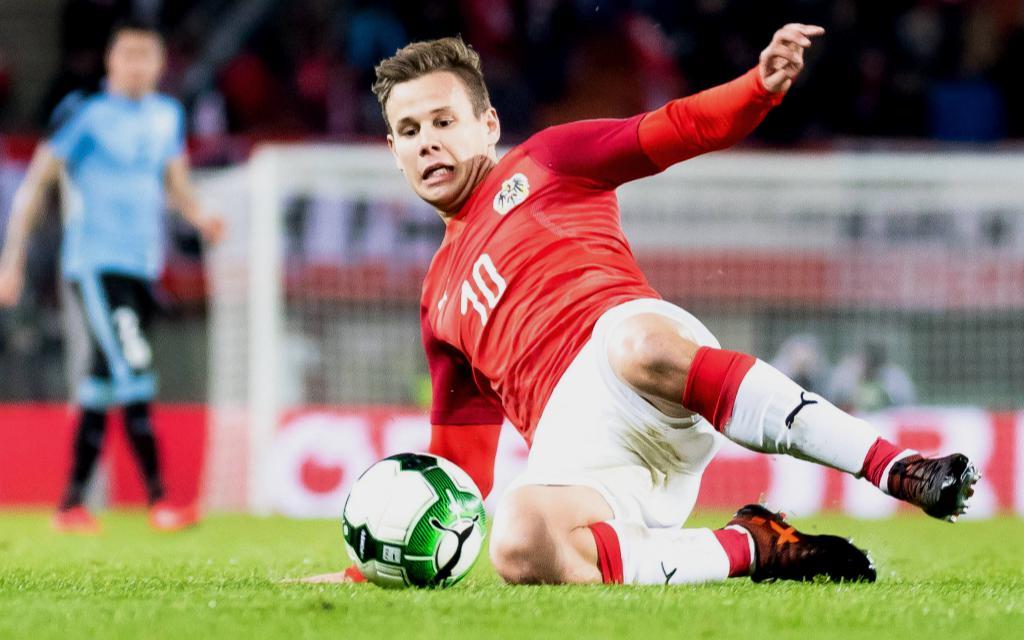 Österreich will WM-Gastgeber Russland schlagen.