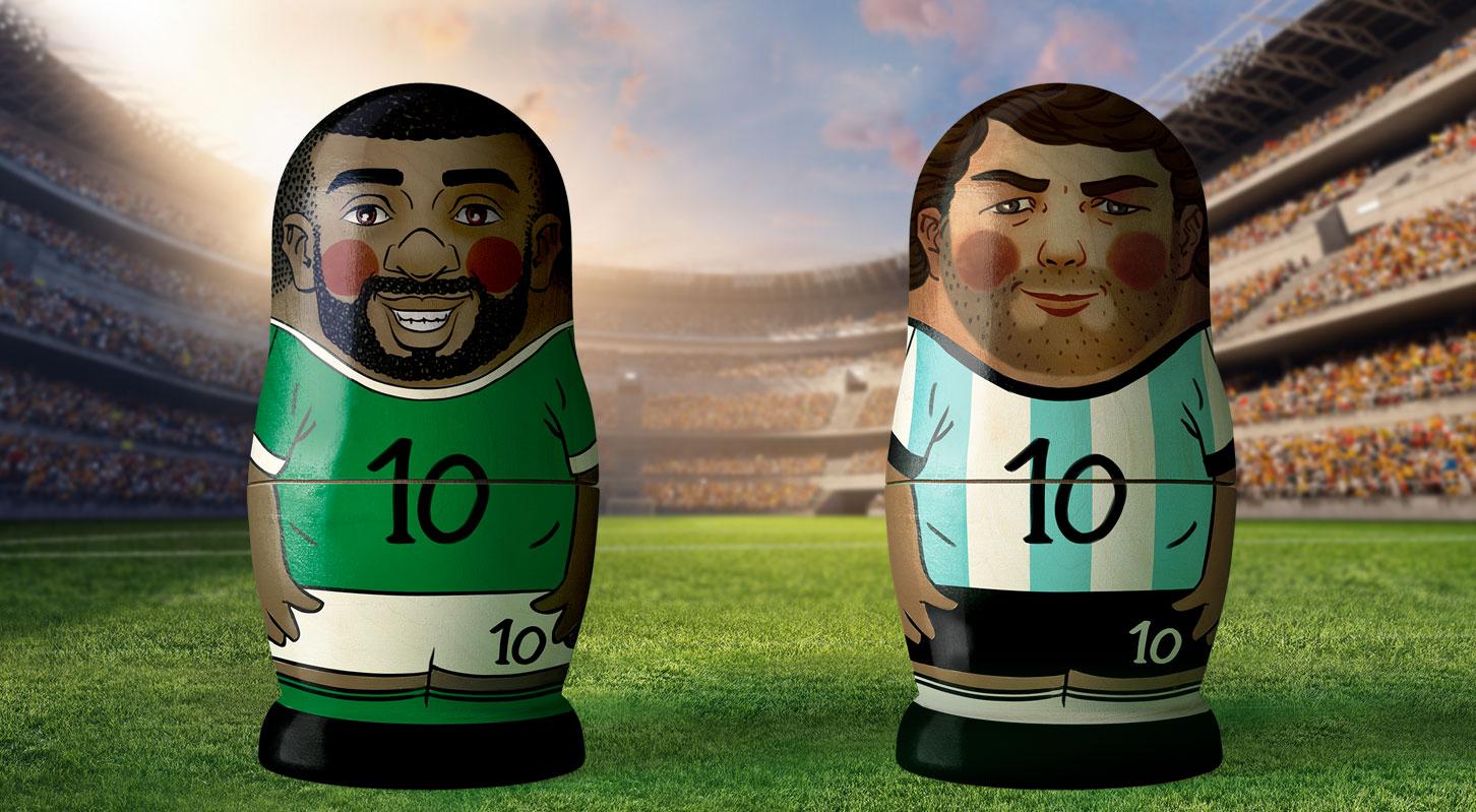 WM 2018 Nigeria-Argentinien