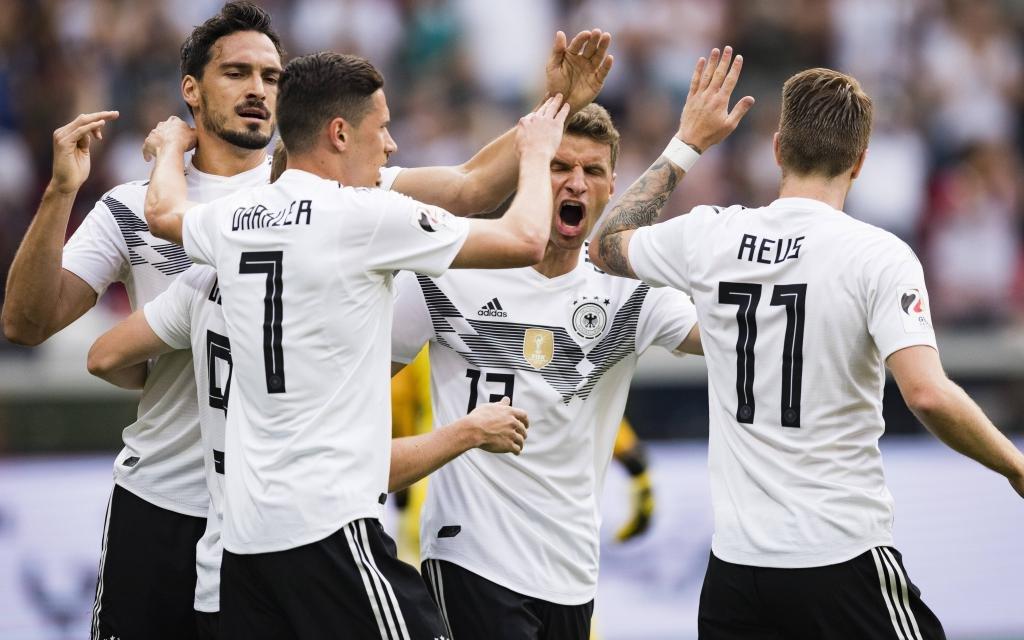 WM 2018: Wie schneidet Deutschland ab?
