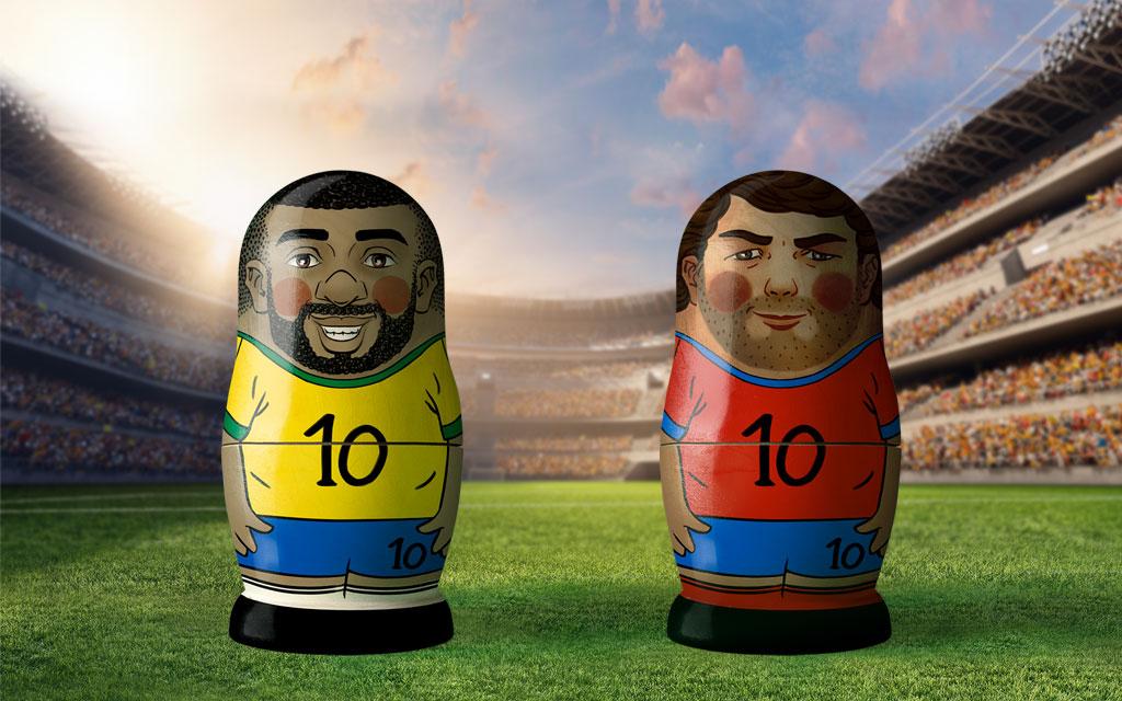 Brasilien - Costa Rica 2. Spieltag WM 2018 Gruppe E