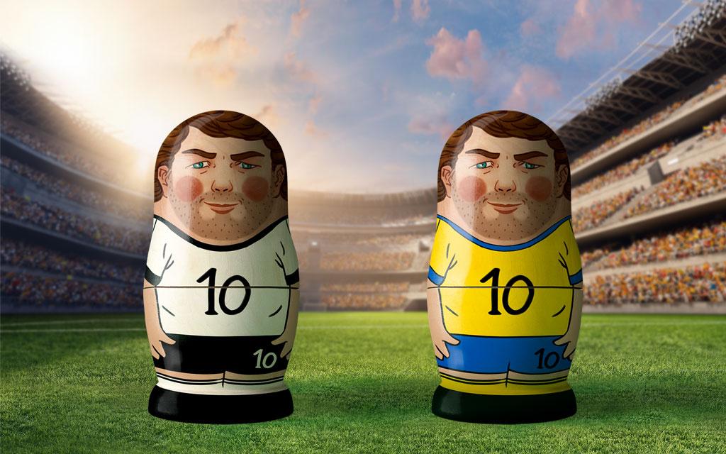 Deutschland - Schweden WM 2018 2. Gruppenspiel
