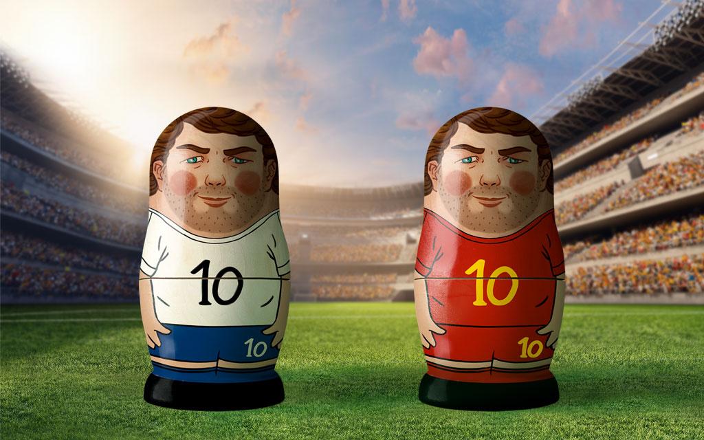 England - Belgien WM 2018 Gruppe G