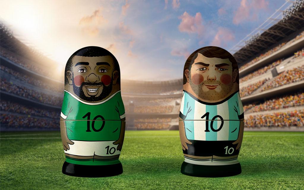 Nigeria - Argentinien