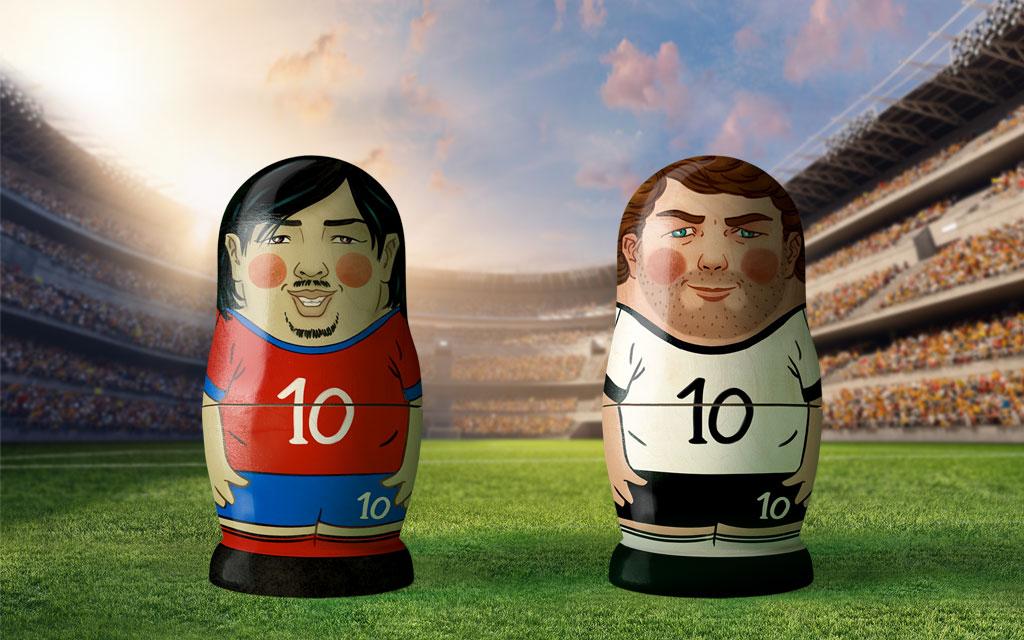 Südkorea - Deutschland WM 2018 Gruppe F