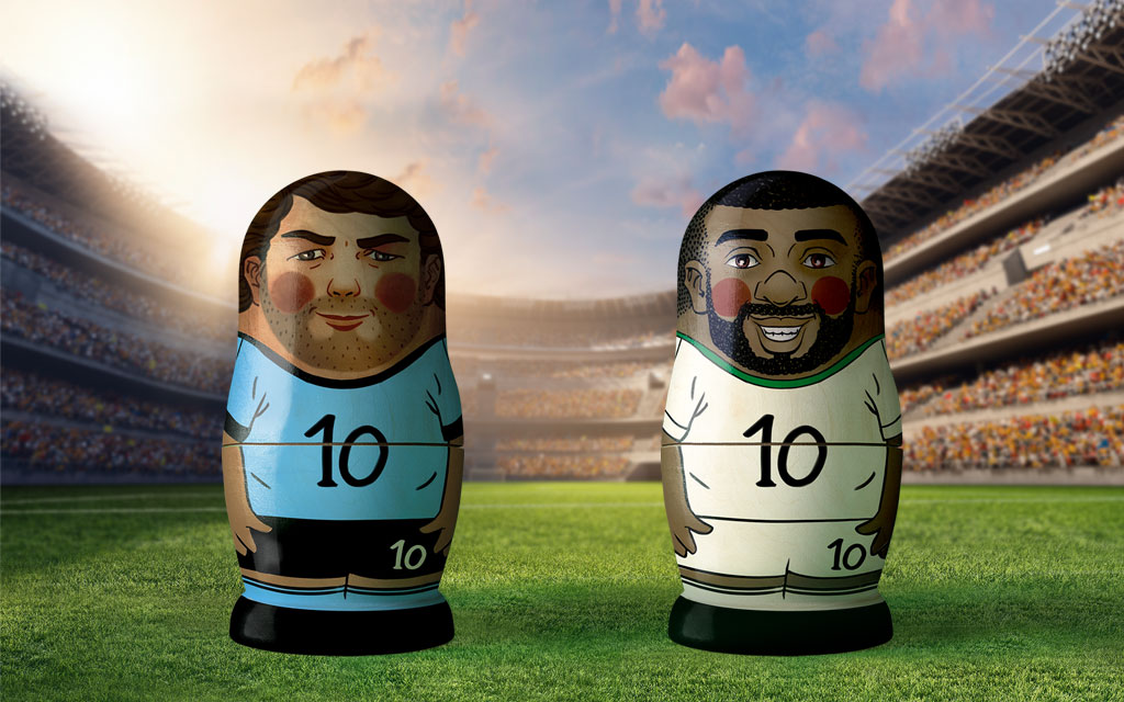 Uruguay - Saudi-Arabien, 2. Spieltag WM 2018 Gruppe A