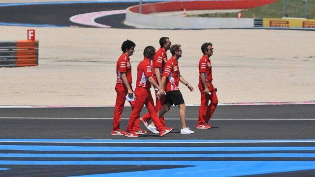 Großer Preis von Frankreich: Hamilton oder Vettel - Ferrari oder Mercedes?