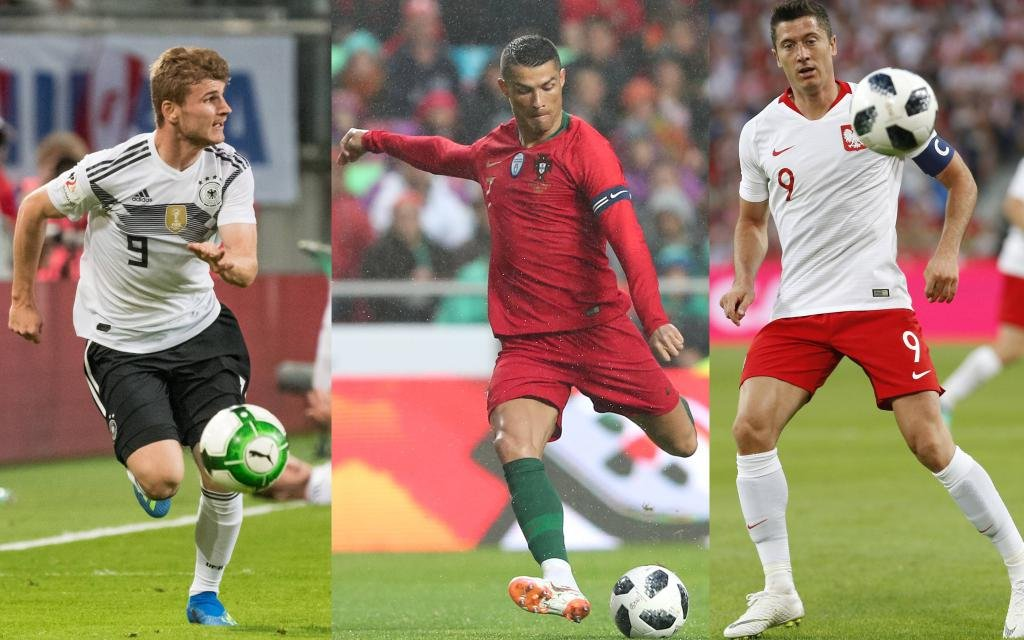 WM-Torschützenkönig: Wer gewinnt den Goldenen Schuh 2018?