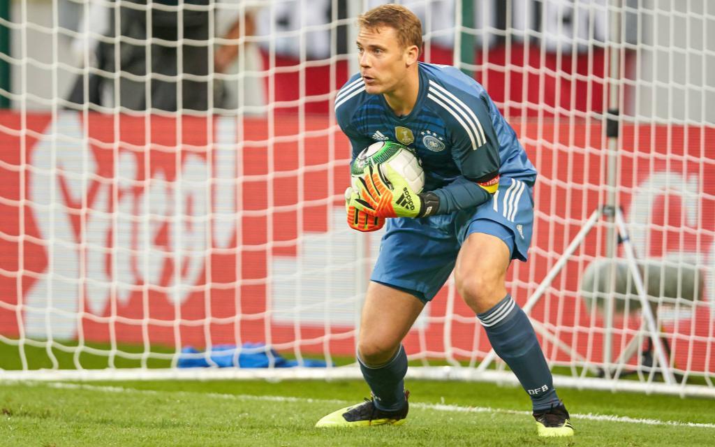 Kann die DFB-Elf um ihren Kapitän Neuer gegen Saudi Arabien Selbstvertrauen tanken?