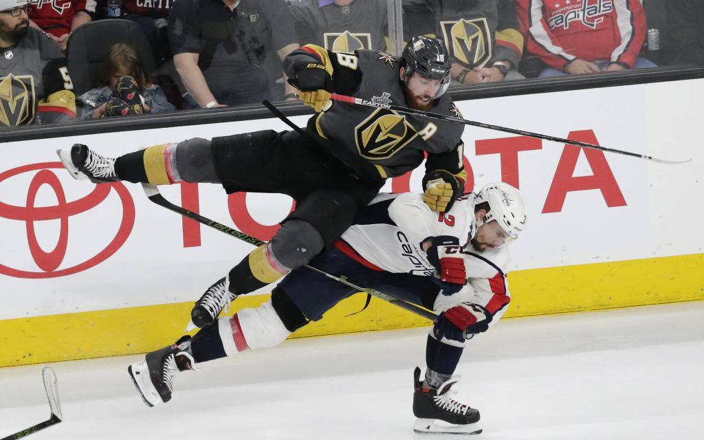 Stanley Cup Teil 2: Washington gewinnt 3:2 in Las Vegas.