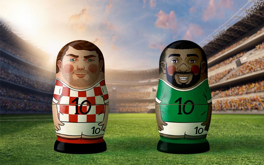 Siegt Geheimfavorit Kroatien gegen Nigeria?